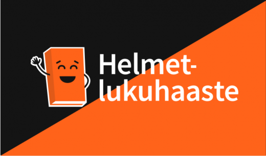 Helmet-lukuhaasteen logo