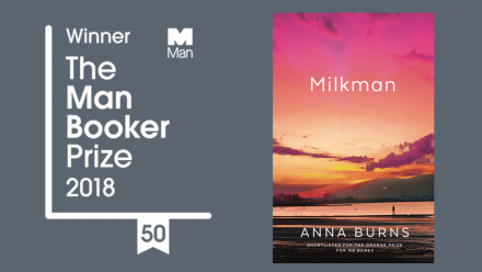 Man Booker 2018 -palkintoteos Anna Burnsin Milkman
