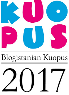 Blogistanian Kuopus -logon kuva