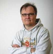 Jukka-Pekka Palviainen - kirjailijan kuva