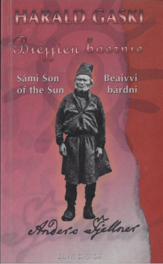 Sami son of the sun -kansikuva