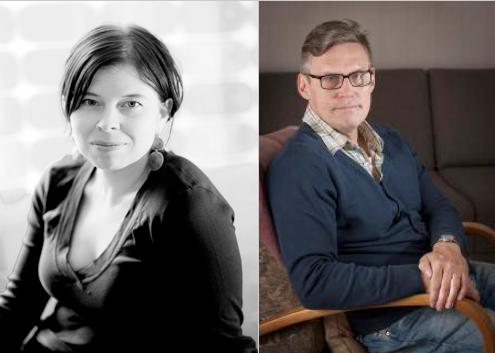 Sanna Pelliccioni ja Kalle Veirto - kuvat