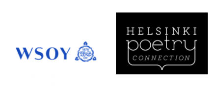WSOY:n ja Helsinki Poetry Connectionin logot