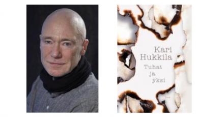 Kari Hukkila ja Tuhat ja yksi -kansikuva