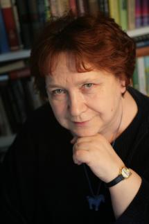 Tuula Korolainen - kirjailijan kuva