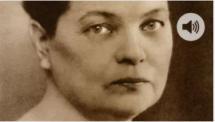 Kirjailija Maria Jotuni