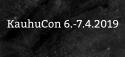 Kauhucon-banneri