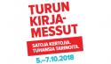 Turun Kirjamessut 2018 -logo