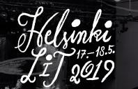 Helsinki Lit 2019 -logo
