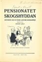 Pensionatet Skogshyddan