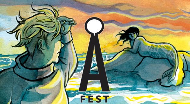 Å-fest logo