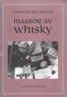 Massor av whisky