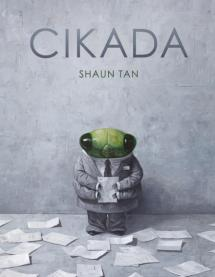 Cikada - bokens omslagsbild