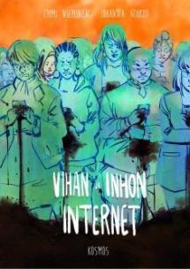 Vihan ja inhon internet -kansi