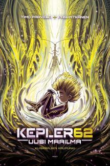 Kepler62 Uusi maailma - 3: Kuiskaajien kaupunki