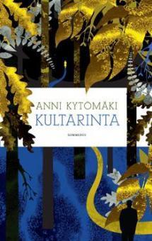 Kirjailija Anni Kytömäki ja Nadja Nowak keskustelevat romaanista Kultarinta
