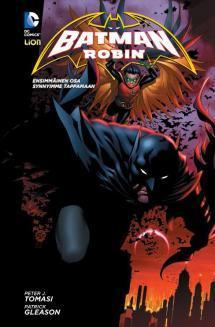 ensimmäinen Batman sarja kuva kirja