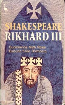 Richard III  on antisankarin arkkityyppi.