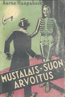 Mustalais-suon arvoitus (1931)