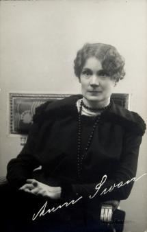 Anni Swan / Museovirasto