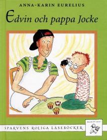 Edvin och pappa Jocke