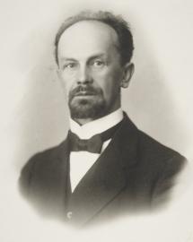 Otto Manninen / Museovirasto