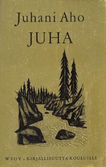 Juhani Aho Juha