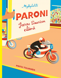 Paroni - kirjan kansikuva