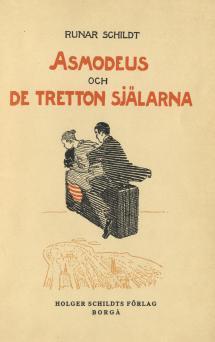 Asmodeus och de tretton själarna (1915)