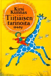 1957 Kirsi Kunnas ja satukokoelma Tiitiäisen tarinoita