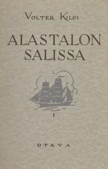 Alastalon salissa (1933)