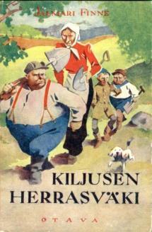 Kiljusen herrasväki (1914)
