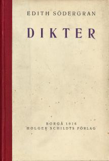 Dikter (1916)