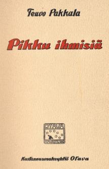 Teuvo Pakkala: Iikka raukka