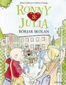 Ronny & Julia börjar skolan
