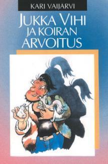 Jukka Vihi -kirjan kansi