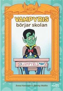 Omslagsbild: Vampyris börjar skolan