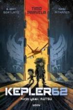 Kepler62 - Kirja yksi: Kutsu - kirjan kansikuva