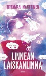 Linnean laiskanlinna - kirjan kansikuva