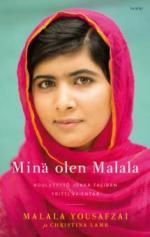 Minä olen Malala : koulutyttö, jonka Taliban yritti vaientaa - kirjan kansikuva