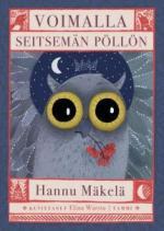 Voimalla seitsemän pöllön - kirjan kansikuva