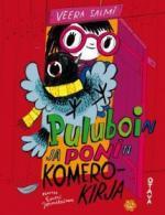 Puluboin ja Ponin komerokirja - kirjan kansikuva