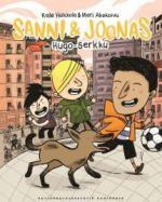 Sanni & Joonas - Hugo-serkku - kirjan kansikuva