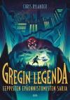 Gregin legenda - kirjan kansikuva