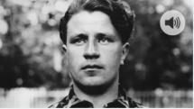 Kirjailija Unto Seppänen